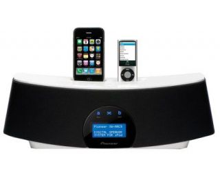Pioneer XW NAC3 K Dock for iPod & iPhone, Internet Radio —