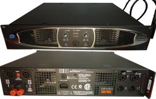 Crown XS900 2 Channel Power Amplifier Amp 1200W 2ohm