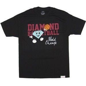 Diamond Supply Co Cutty Champ T Shirt Black