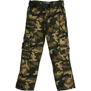 Jordan Craig Cargo Pants Mens Sz 42 32 Browns 5095M B4 Fashion Clothes