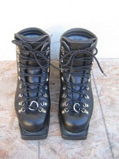 Pin Cross Country Ski Boots Mens 8 1 2 Gronell Camp7 Montagna Sport