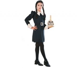 The Addams Family Wednesday Child Costume —