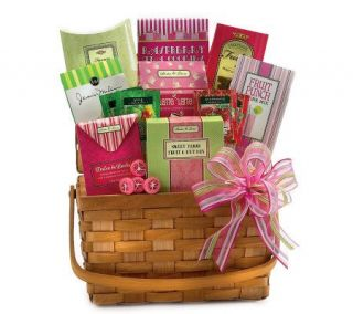 Porter & Lane Mothers Day Gift Basket of Goodies —