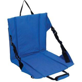 Cushion Seat Crazy Creek Bleacher Folding Portable Sports Chair