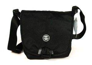 Newest Black Crumpler 4 Million Dollar Home Digital Camera Bag Supra