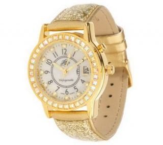 Kirks Folly Glitter Goddess Light Up Watch —