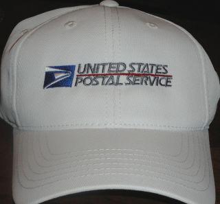 USPS, BASEBALL / GOLF CAP / HAT, UNITED STATES POSTAL SERVICE