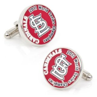 Cufflinks Inc St Louis Cardinals 2011 World Series Championship
