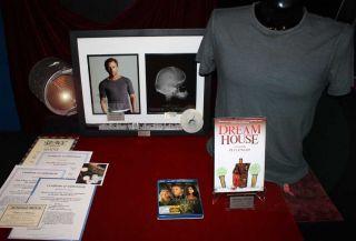 Skyfall Daniel Craig 007 Signed Auograph Dream House Prop Book