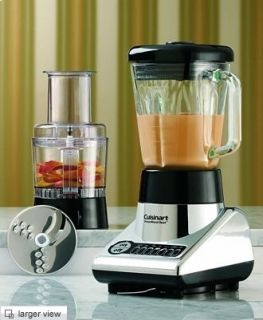 Cuisinart Powerblend Duet™ Blender Food Processor