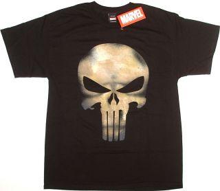 Skull Marvel Comics Official Licensed Tee T Shirt Medium M New