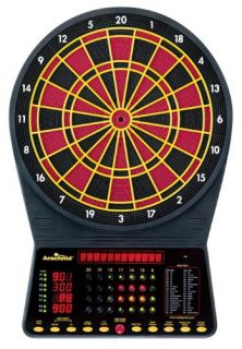 Electronic Dart Boards Arachnid Cricket Master 300 New