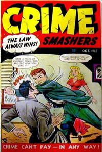 Complete Crime Smashers Golden Age Comics Books on DVD Gangster Police
