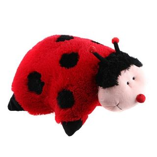 Lovely Cartoon Ladybug Plush Cushion Cuddlee Pet Pillow