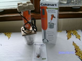 Cuisinart CSB 76O Smart Stick Hand Immersion Blender New