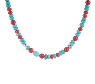 Carolyn Pollack Sterling Transformations 36 Necklace   J139075