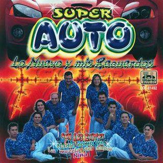 AUTO Lo Nuevo y Mis Recuerdos CD NEW Cumbia Sonidera Sonidero Tropical