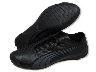 Puma Men Future Cat M1 Lux Black Grey Cross Training Shoes