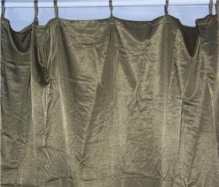 Sage Window Treatment Curtains Drapes Glamour Panel