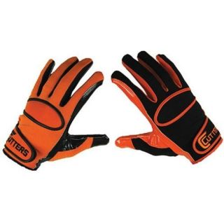 Cutters Yin Yang Football Gloves