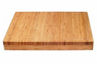 International 8830 Bamboo Over The Edge of Counter Cutting Board