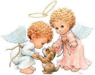 175 Schemi Punto Croce  Gli Angeli