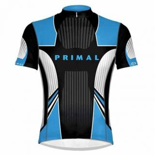 Primal Wear Vapor Cycling Jersey Mens Short Sleeve with Socks Bike