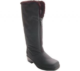 Womens Totes Cynthia Waterproof Zip Winter Boots Black