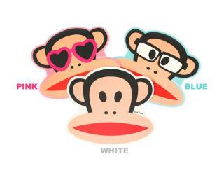 Paul frank julius PC Laptop Computer mouse mat mousepad pink_02