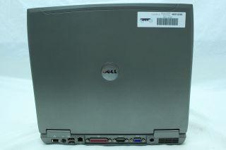 Dell Latitude D610 Laptop P4 M 2 13GHz 40GB 1GB DVD CDRW XP 3 WiFi