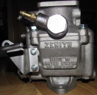 Pony Motor Zenith Carburetor D2 D4 D6 D7 D8 D9 Nice Cat 5F1348