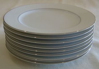 Four Crown China Southampton Japan 384 8 Salad Plates