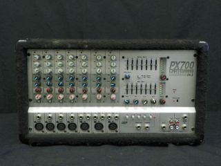 Crate PX700 Powered Mixer E912