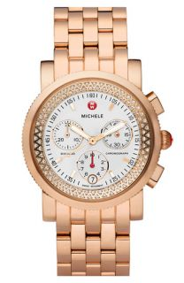 MICHELE Sport Sail Diamond & Rose Gold Customizable Watch