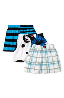 Quiksilver Boxer Shorts Set (Big Boys)