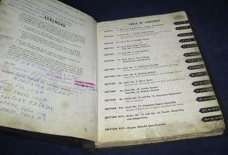 1952 Cummins Diesel Shop Manual Unit Rebuild H HS HR Hrs NH NHS NHRS