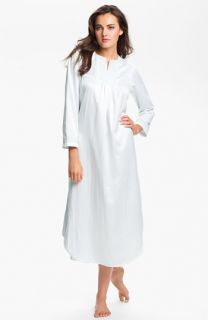 Carole Hochman Designs Cozy Back Satin Nightgown