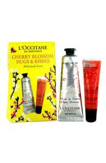 LOccitane Cherry Blossom Hugs & Kisses Set ($22 Value)