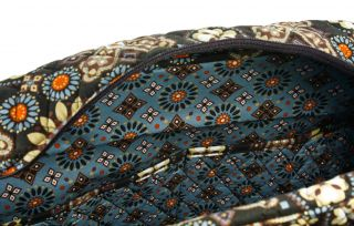 Vera Bradley Canyon Grand Traveler Duffle Luggage Bag New