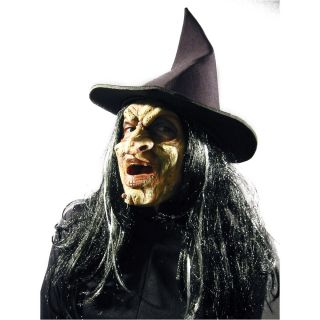 Foam Latex Prosthetic Halloween Mask Witch 2nd Skin