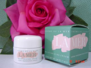 Creme de La Mer 7ml 24 oz Cream Brand New in Box
