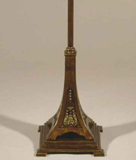 Dale Tiffany Renaissance Revival Floor Lamp buySAFE