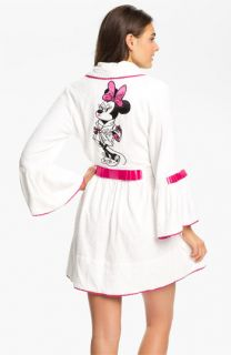 Betsey Johnson Minnie Terry Robe