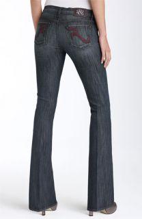 Rock & Republic Sofie Bootcut Jeans (Impulse Wash) (Petite)