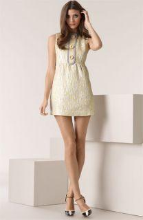 MARC JACOBS Pastel Brocade Dress