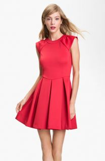 Ted Baker London Pleated A Line Dress