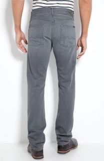 7 For All Mankind® Slimmy Slim Fit Jeans (Pebbled Cloud)