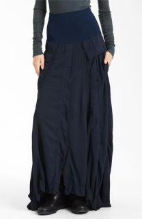 Donna Karan Collection Crepe Maxi Skirt