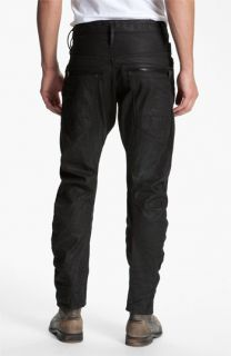 G Star Raw Riley 3D Tapered Straight Leg Jeans (Dark Cobbler)