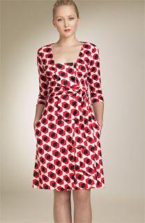 Diane von Furstenberg Dutch Silk Jersey Dress